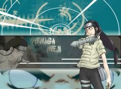 Wallpapers Manga HYUUGA Neji