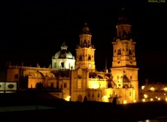 Wallpapers Trips : North America Cathédrale Morelia