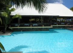 Fonds d'écran Voyages : Afrique Hôtel Les Pavillons