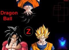 Fonds d'écran Manga Dragon ball X ^^ je lol ^^ :)