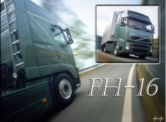 Wallpapers Various transports FH16-610ch