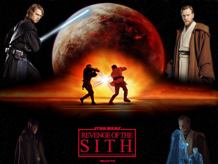 Wallpapers Movies Wallpapers Star Wars Episode Iii Revenge Of The Sith Duel Of The Fates By Neolytic Hebus Com