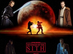 Fonds d'écran Cinéma Duel of the Fates