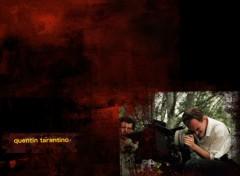 Fonds d'écran Célébrités Homme Quentin Tarantino