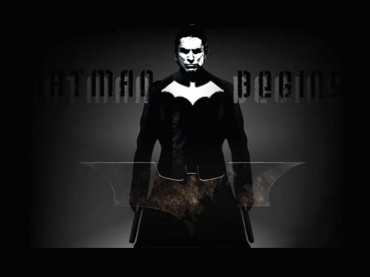 Fonds d'écran Cinéma Batman Begins Batman begins