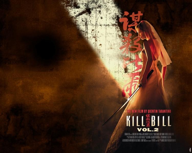 Fonds d'écran Cinéma Kill Bill Vol. 2 Kill Bill vol.2