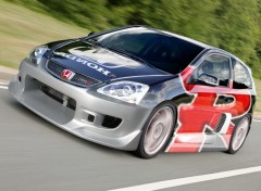 Wallpapers Cars HONDA type R
