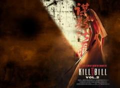 Fonds d'écran Cinéma Kill Bill vol.2