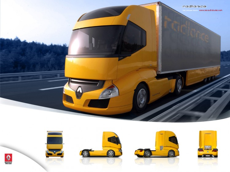 Wallpapers Various transports Trucks RT-radiance