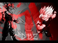 Fonds d'écran Manga Gohan_Red!!