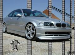 Fonds d'écran Voitures BMW-Hamann