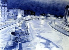 Wallpapers Art - Pencil peniche bic