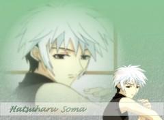 Fonds d'écran Manga Hatsuharu Soma