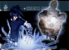 Wallpapers Manga Original_Sasuke