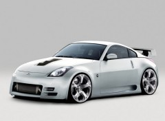 Fonds d'écran Voitures 350z modificata