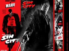 Wallpapers Movies Sin City the movie!