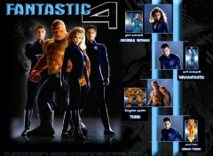 Wallpapers Movies Fantastic 4 the movie!