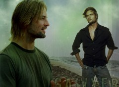 Fonds d'écran Séries TV Sawyer/Josh Holloway