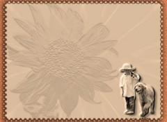 Fonds d'écran Nature le petit fermier