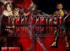 Wallpapers Video Games Final fantasy perso
