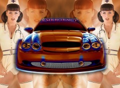 Wallpapers Cars c'est vrai que la medecine progresse!!