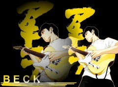 Fonds d'écran Manga Beck !