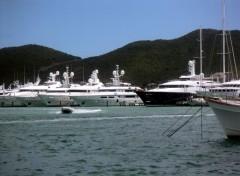 Fonds d'écran Bateaux Yachts