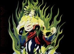 Wallpapers Manga Broly !