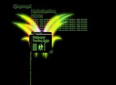Fonds d'écran Art - Numérique Abnormal Hallucination
