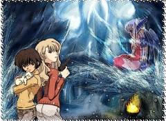 Fonds d'écran Manga création n°1
