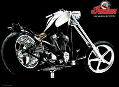 Wallpapers Motorbikes Indian Chopper