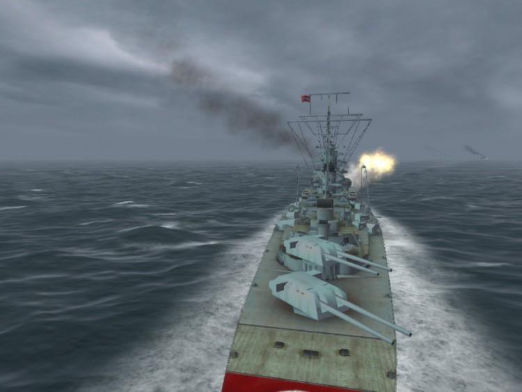 Wallpapers Video Games Wallpapers Silent Hunter 3 Bismarck