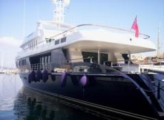 Fonds d'écran Bateaux yacht