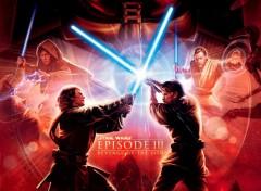 Fonds d'écran Cinéma Revanche des Sith