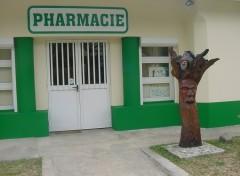 Fonds d'écran Voyages : Océanie Pharmacie de Ponériouen