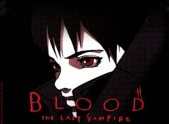 Fonds d'écran Dessins Animés Blood Affiche