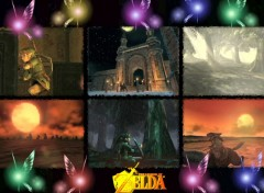 Wallpapers Video Games Zelda 2 sur Game cube