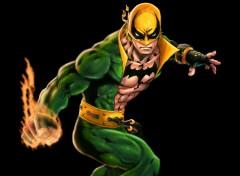 Fonds d'écran Comics et BDs Iron-Fist
