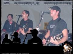 Fonds d'écran Musique Groupe de Music au Canada