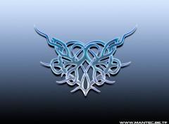 Fonds d'écran Art - Numérique Titanium Tribal Love