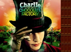 Fonds d'écran Cinéma Willy Wonka