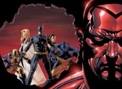 Fonds d'écran Comics et BDs Astonishinig X-men