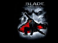 Fonds d'écran Cinéma Blade Trilogie