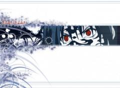 Fonds d'écran Manga Sasuke - Sharingan