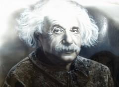 Fonds d'écran Célébrités Homme Einstein
