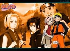 Fonds d'écran Manga Naruto
