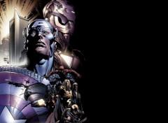 Fonds d'écran Comics et BDs The new avengers