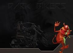 Fonds d'écran Art - Numérique DARK