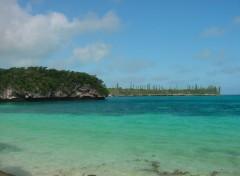 Fonds d'écran Voyages : Océanie Ile des Pins