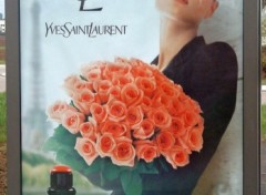 Wallpapers Brands - Advertising Pub parfum Yves Saint Laurent